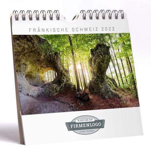Werbe-Kalender Fränkische Schweiz 2022, 148 x 148 mm