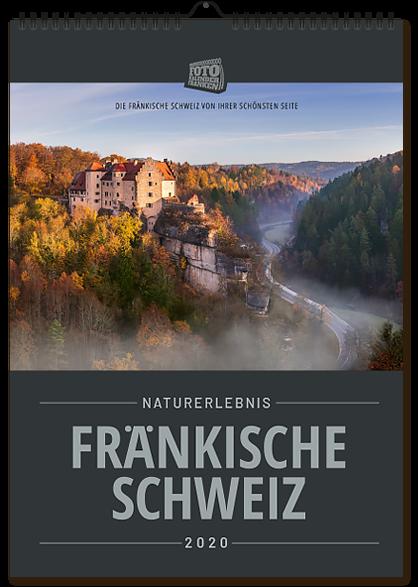 Naturerlebnis Fränkische Schweiz 2020