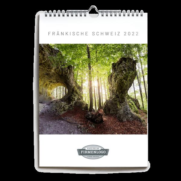 Werbe-Kalender Fränkische Schweiz 2022, DIN A4