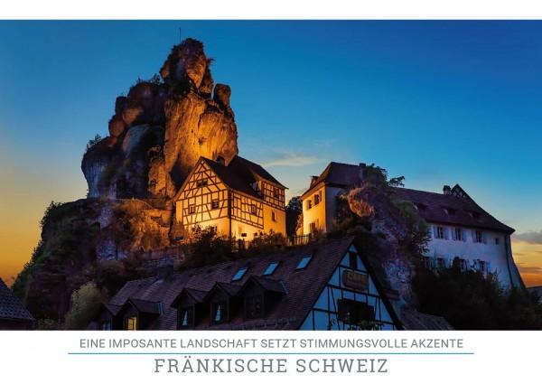 """Postkarte """"Tüchersfeld"""""""